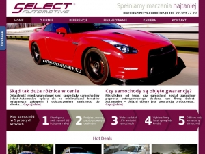 Sportowe Audi w ofercie Select Automotive